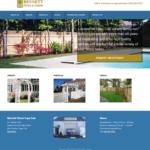 Website: Bennett Fence and Arbor
