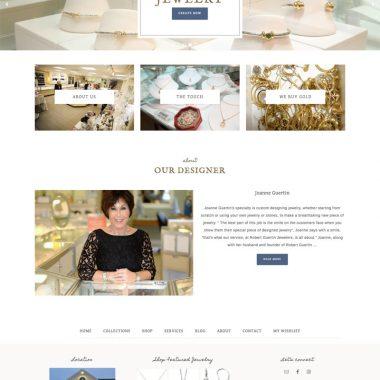 Robert Guertin Jeweler homepage