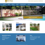 Website: Bennett Fence and Arbor