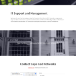 Website: Cape Cod Networks